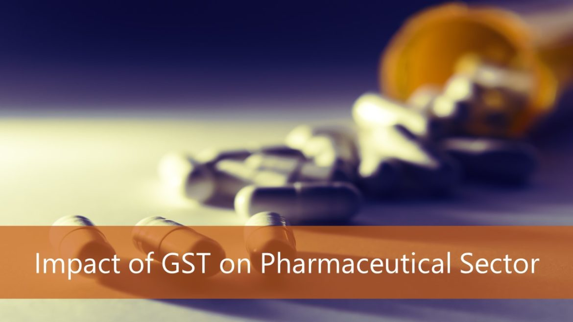 Impact of GST on Pharmaceutical Sector