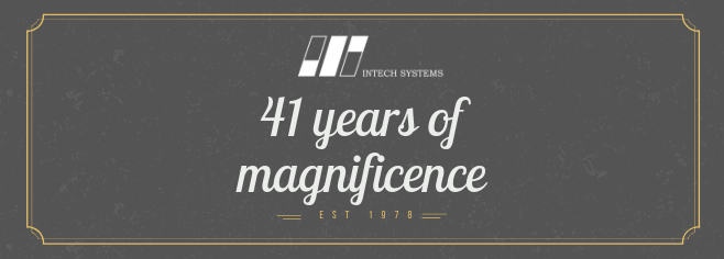 41 years of magnificence