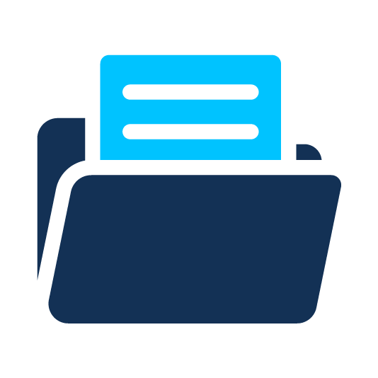 as is study documentation icon