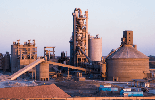 Cement Manufacturing firm