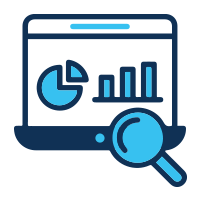 integrated tax structure icon