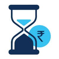 real time business icon