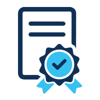 streamline approvals and estimations icon
