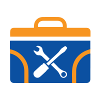 Keep track of tools and equipment