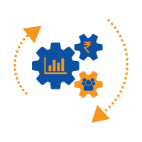 Streamline sales process through various stages